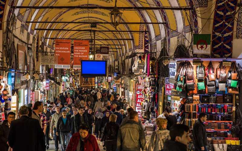 چگونه به بازار بزرگ استانبول برویم