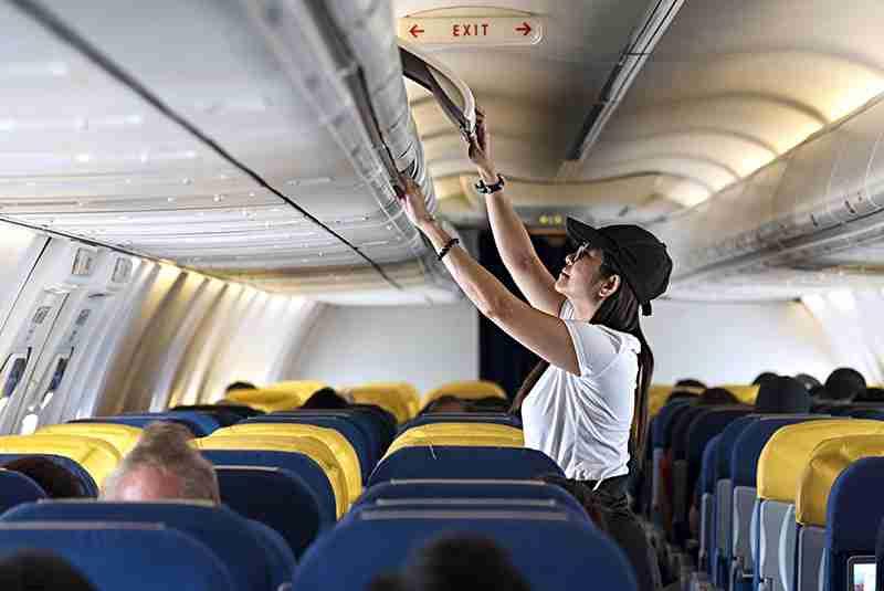 مقدار بار مجاز در هواپیما