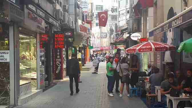 جای دیدنی محله کادیکو استانبول
