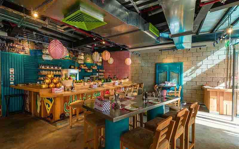رستوران زاروب دبی