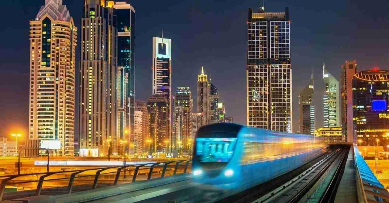 اطلاعاتی  درباره مترو دبی