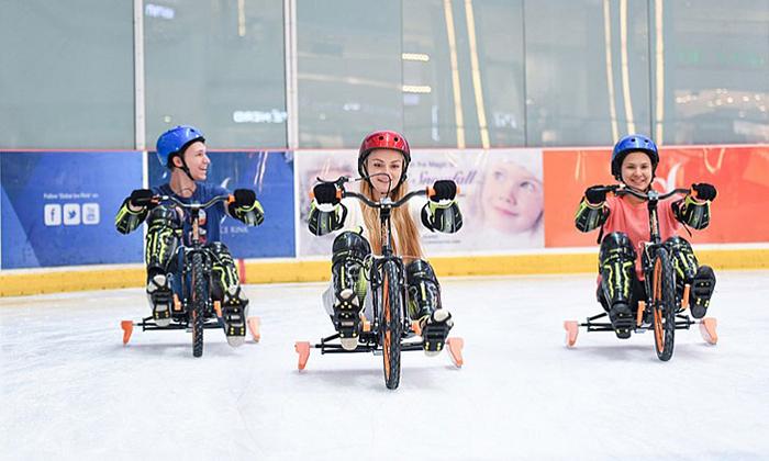 دوچرخه یخی