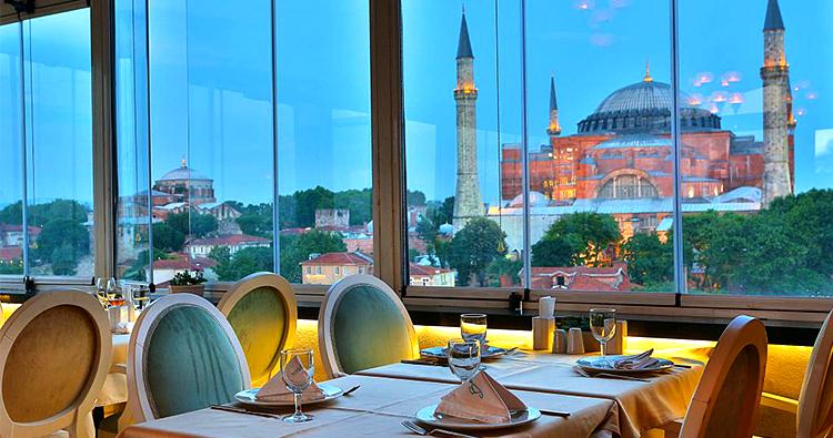 بهترین منطقه برای گرفتن هتل در استانبول