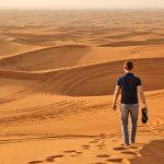 سفرتنهایی به دبی