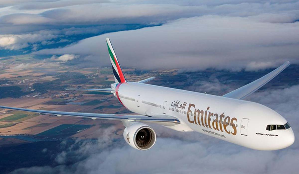 مدت زمان پرواز تهران به امارات دبی