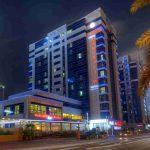 Marina View Hotel Apartments hotel