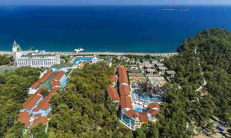 Amara Dolce Vita Luxury hotel