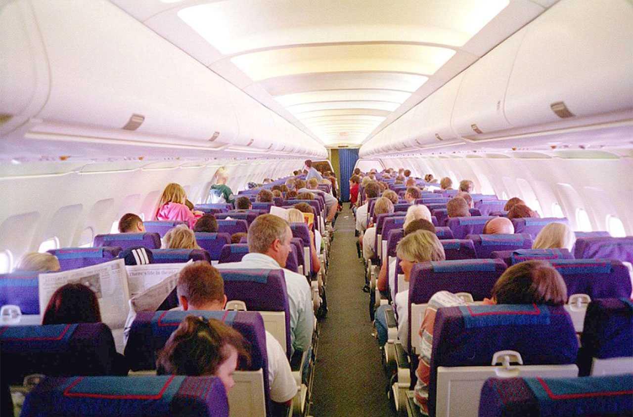 افزایش ایمنی در سفرهای هوایی