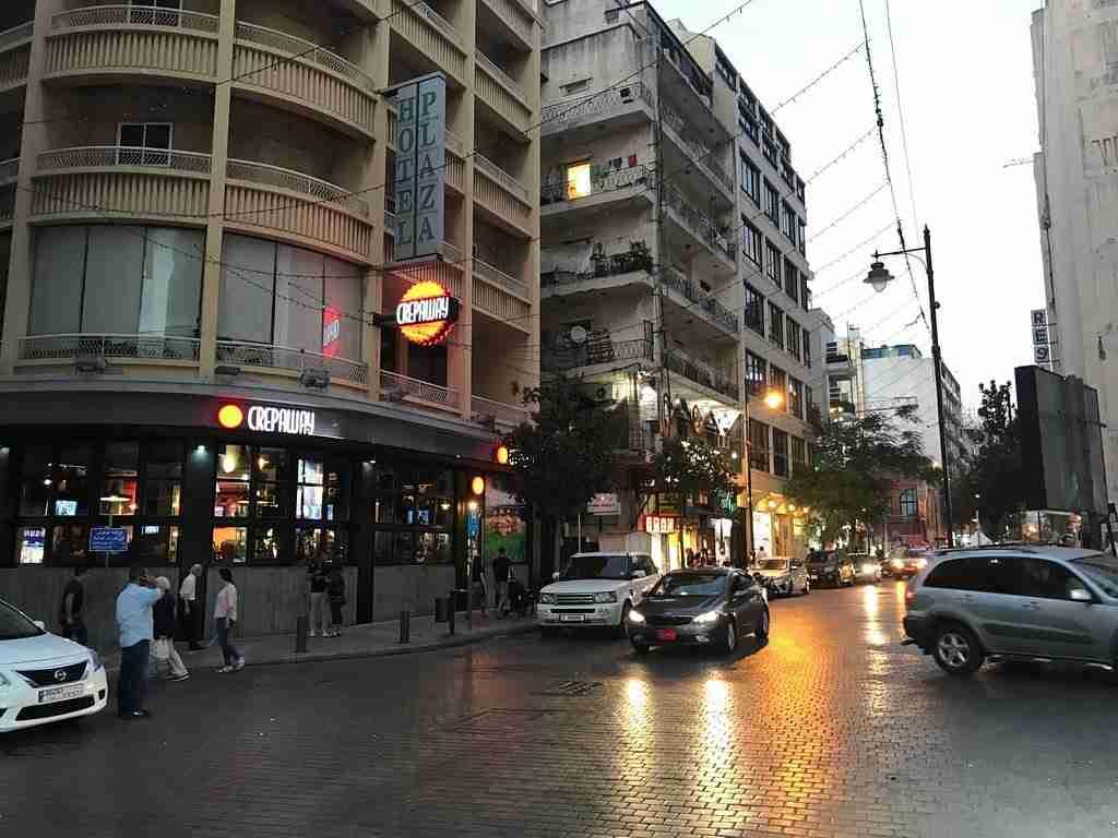خیابان الحمرا