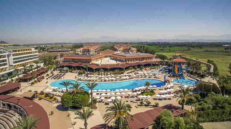 Crystal Paraiso hotel