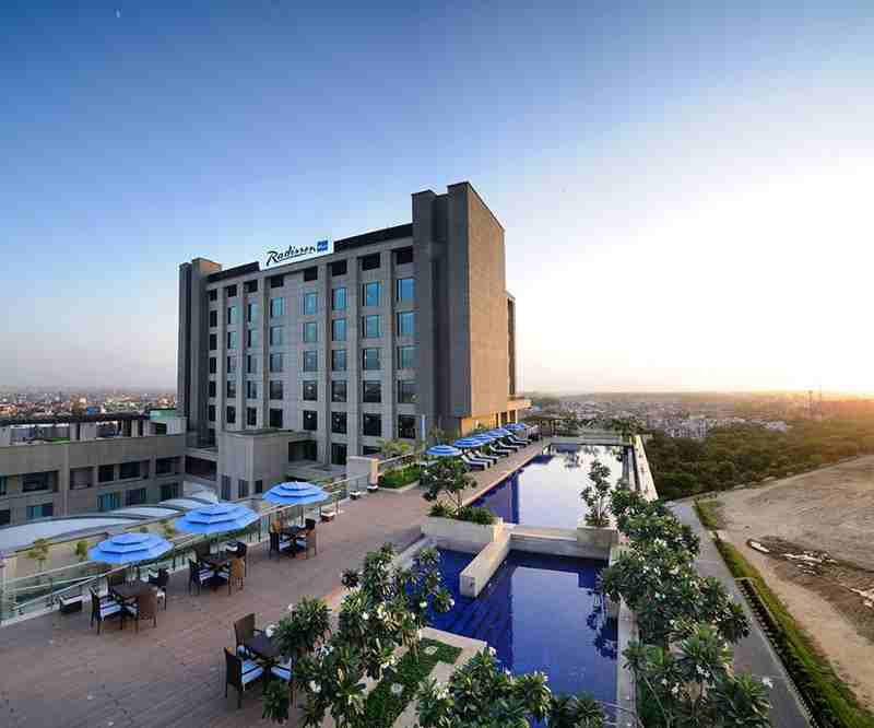 Radisson Blu Hotel New Delhi Paschim Vihar