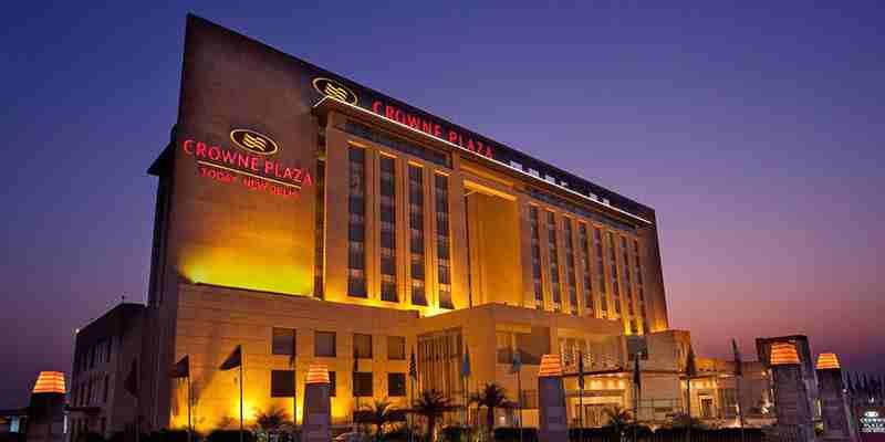 Crowne Plaza Today New Delhi Okhla