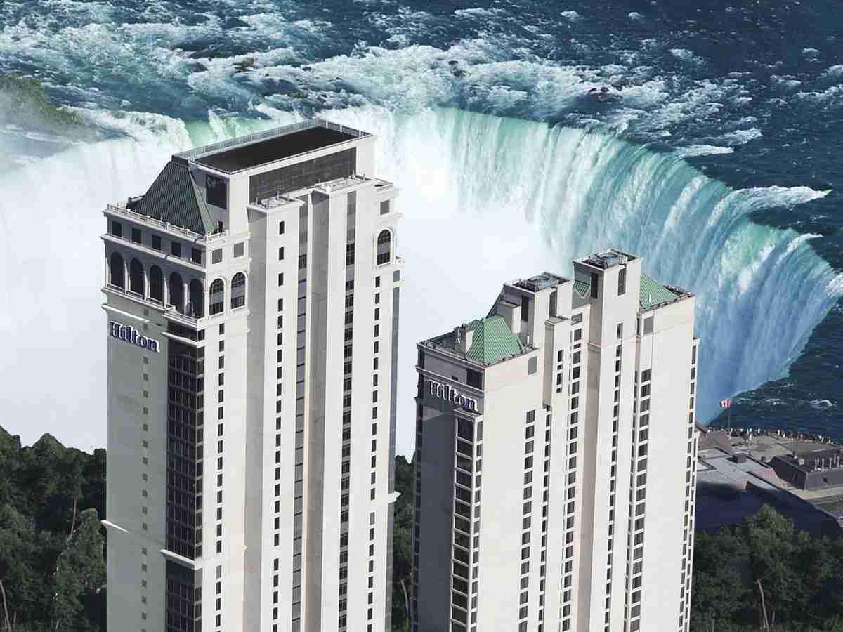 Hilton Niagara Falls hotel