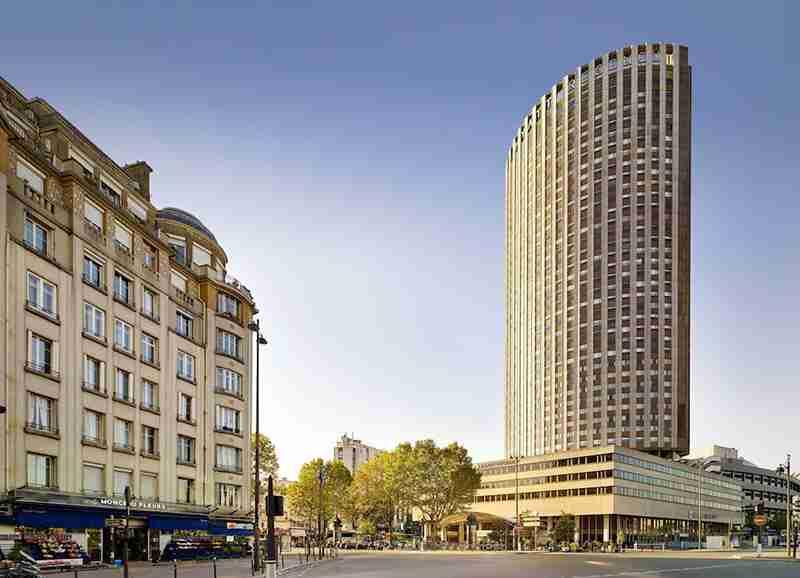 Hyatt Regency Paris Etoile hotel