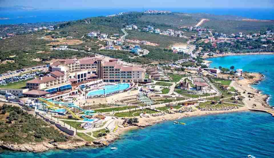 Euphoria Aegean Resort and Spa hotel