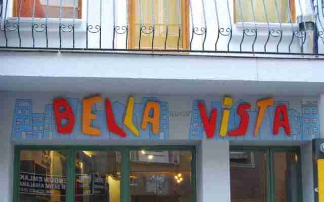 Vegan BellaVista Hostel