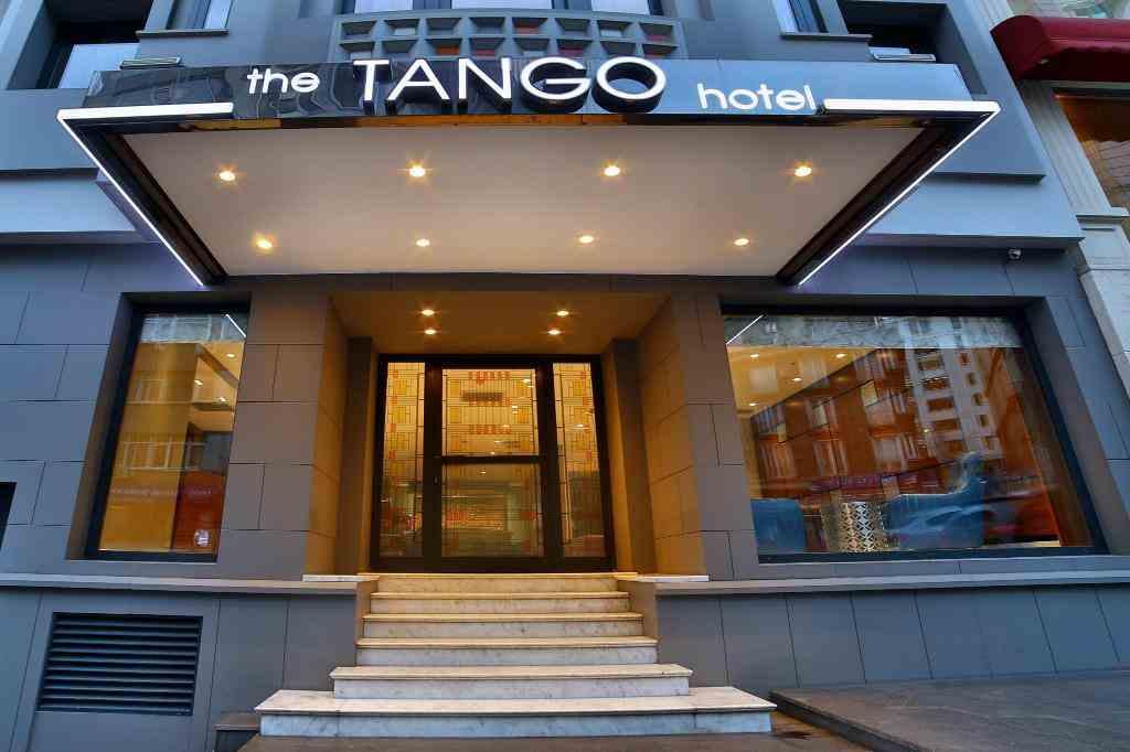 The Tango Hotel taxim