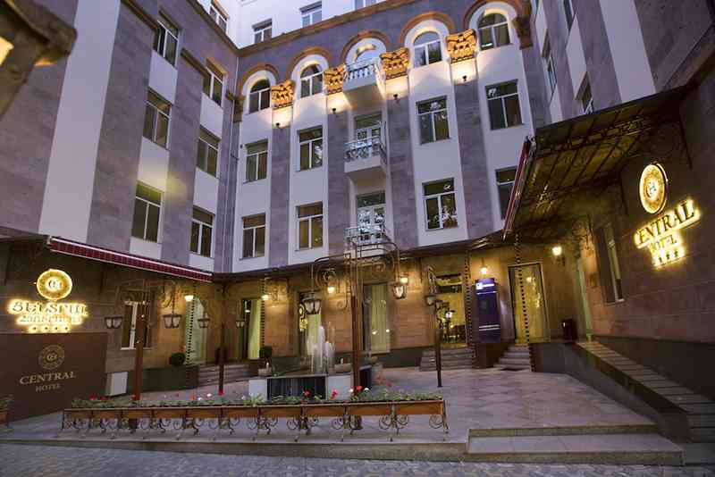 Central Hotel Yerevan
