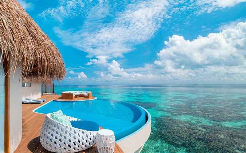 آب و هوای مالدیو در ۱۲ ماه سال