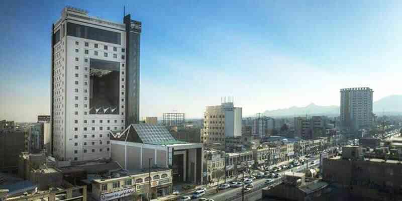 هتل رویال درویشی مشهد