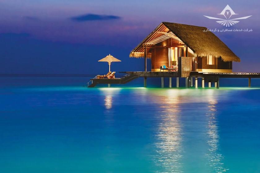 تور مالدیو ویژه نوروز 1400