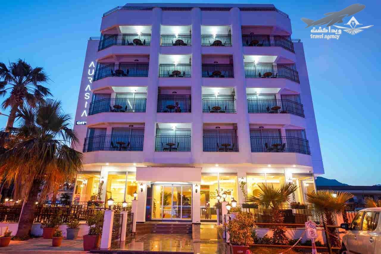 Aurasia City Hotel