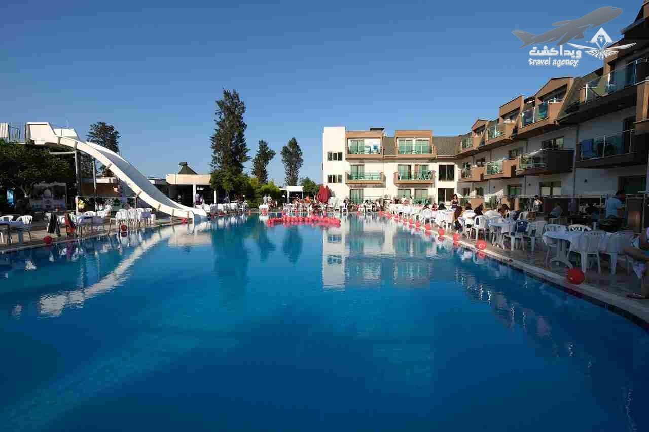 Monna Roza Garden Hotel