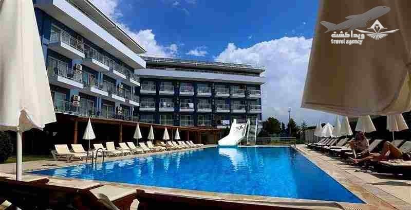 Monna Roza Beach Resort Hotel