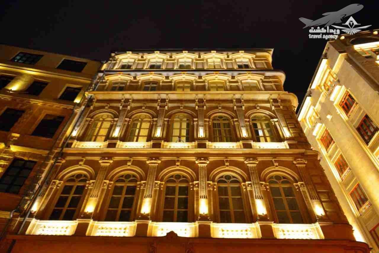 The House Hotel Karakoy