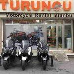 کرایه موتورسیکلت در استانبول