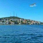 جزیره صدف استانبول