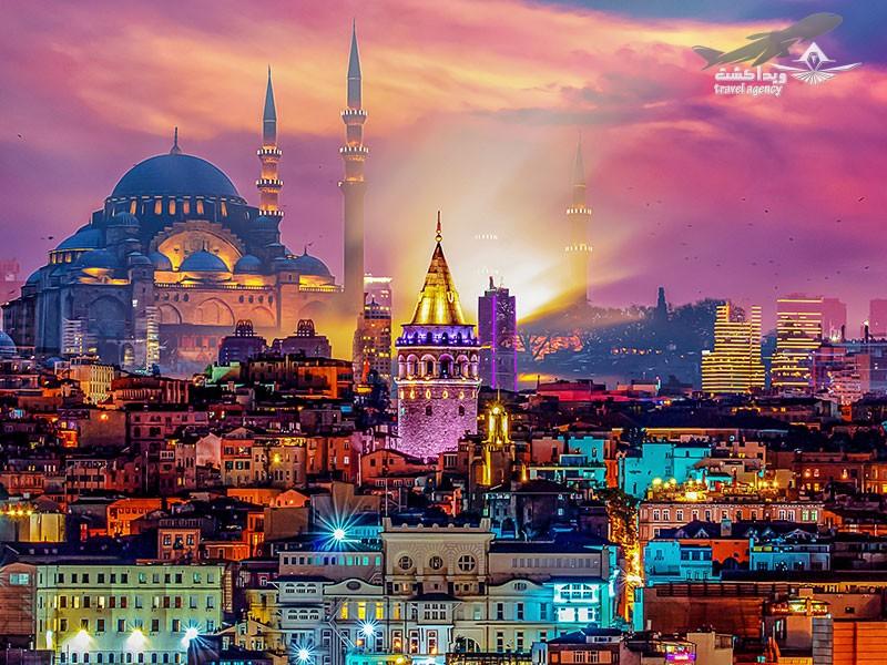 ثروتمندان استانبول در کجا زندگی می کنند؟